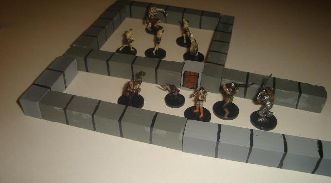 DIY Dungeon Terrain
